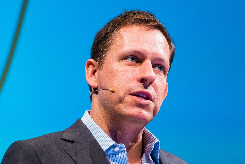 Peter Theil is regarded as one of the most successful angel investor of Silicon valley.