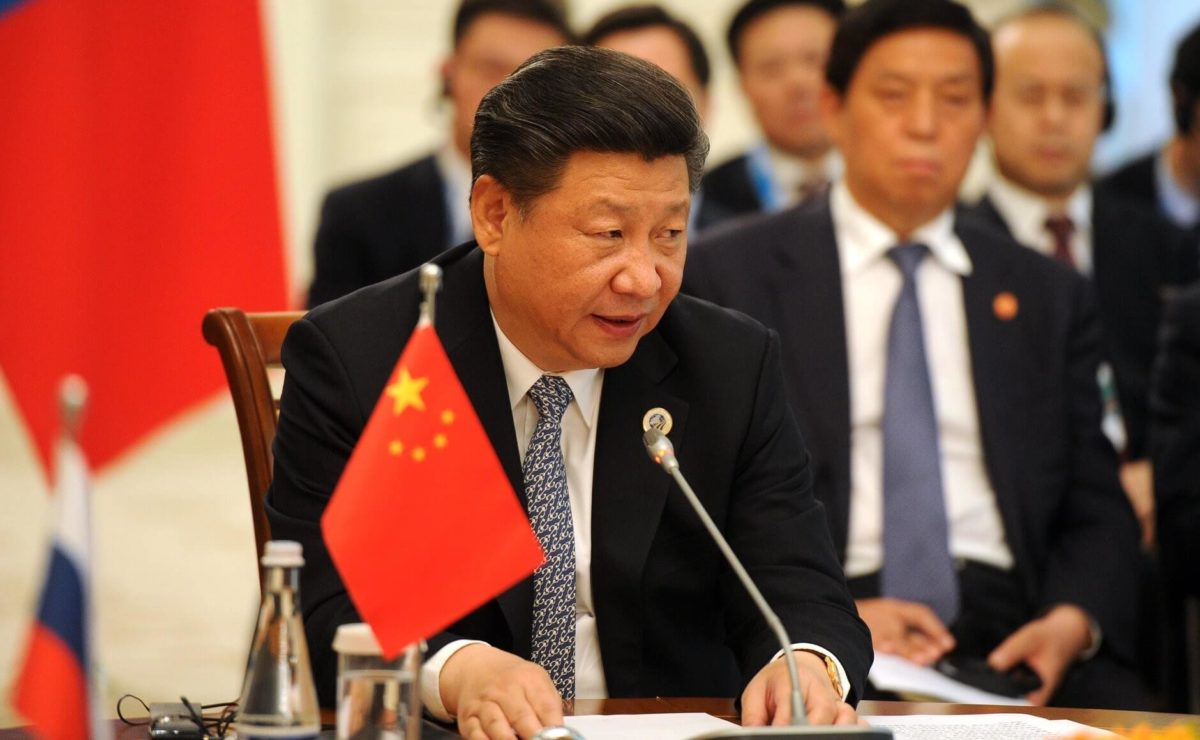 Xi Jinping is pushing China to be technological superpower.