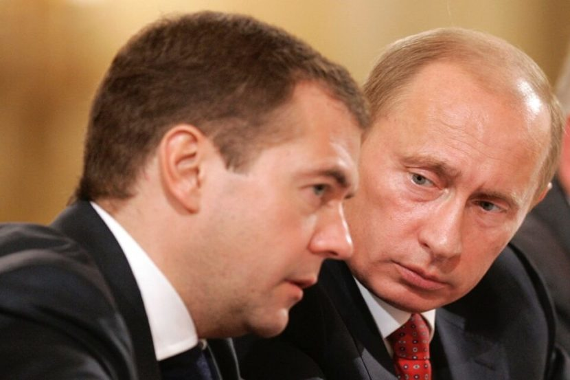 Russian Prime minister Dmitry Medvedev Cryptocurrencies are hard to Ignore