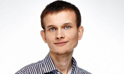 Buterin also took a dig at EOS.