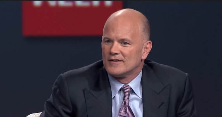 Cryptocurrency Will Become a $20 Trillion Market: Mike Novogratz