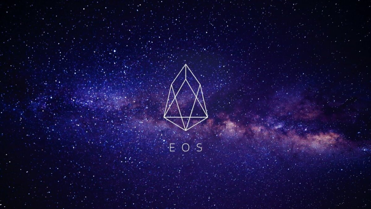 EOS is one of the most anticipated blockchain project in crypto sphere.