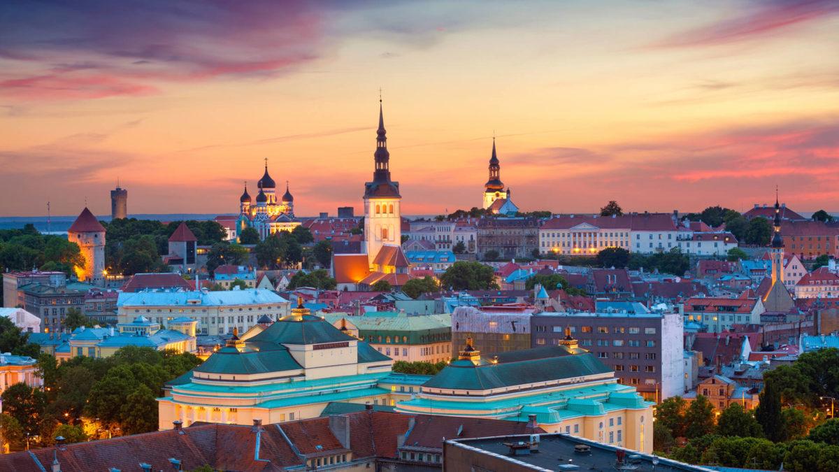 Eastern european nations were quick to adopt blockchain technology