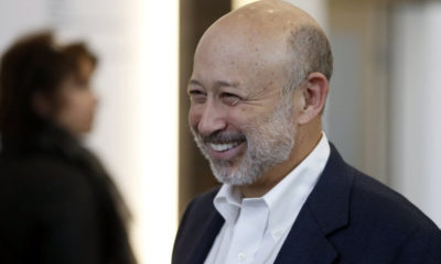 Blankfein was very skeptical of crypto in the past.