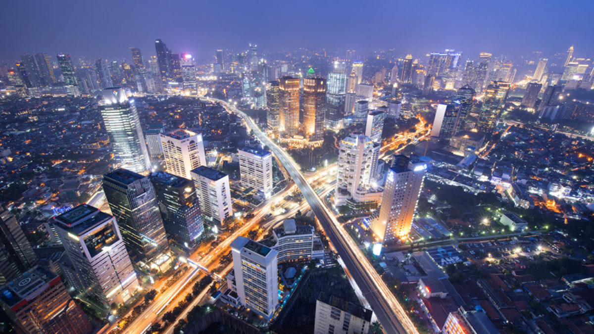 Indonesia is topmost economy of South East Asia