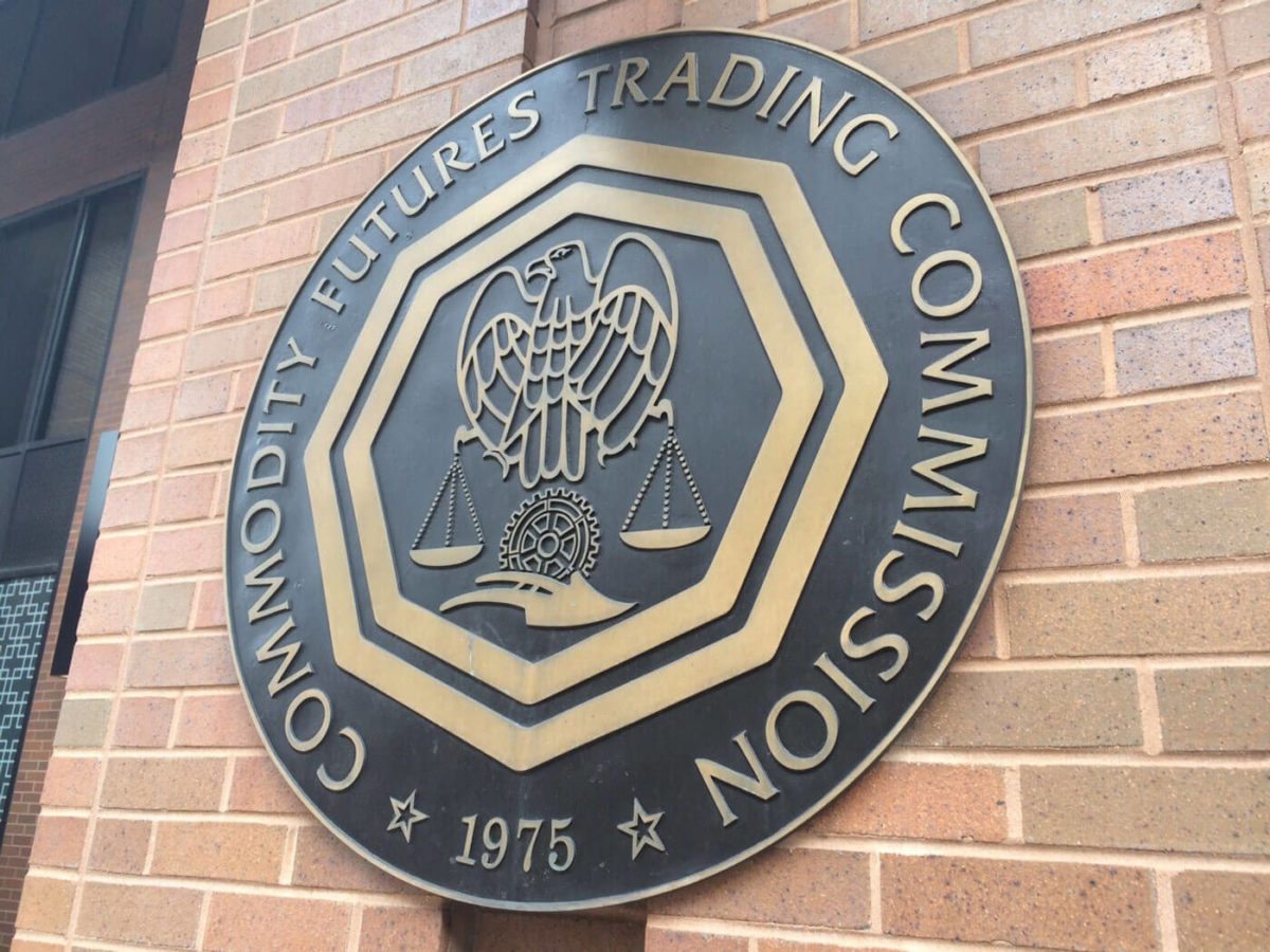 CFTC is one among several regulators keeping close eye on crypto market.