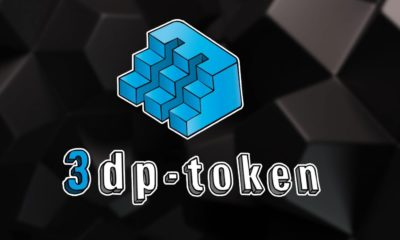 3dP-Token is fusing 3D printing with cryptocurrencies.