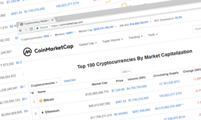 CoinMarketCap Removes Volume Requirements to list Crypto Exchange