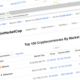 CoinMarketCap announces new Professional API and features on site
