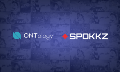Spuul, Movie Platform with 60 Million Users, to build new dApp Spokkz on Ontology