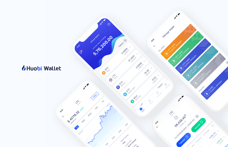 Huobi Group launches its new secured & reliable Huobi Wallet