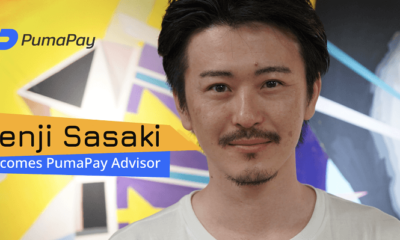 PumaPay Got New Advisor: Kenji Sasaki the Co-Founder of Cardano [ADA]