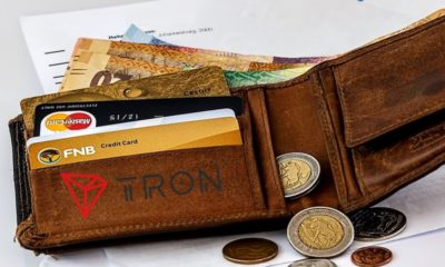 CoboWallet adds full support for all of TRON's tokens including TRX