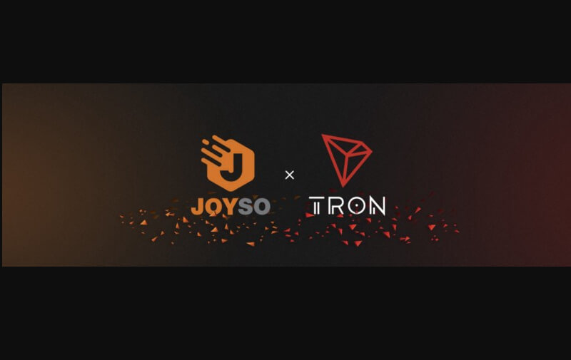 TRON collaborates with JOYSO to build a hybrid decentralized exchange