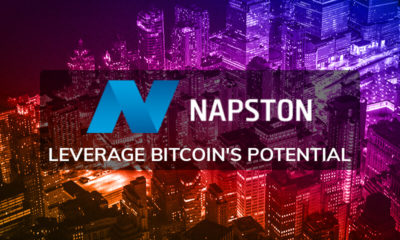 Napston Launches 100% Automated Cryptocurrency Trading Platform