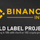 TRON among the first 100 crypto projects under Binance Info Gold Label Project
