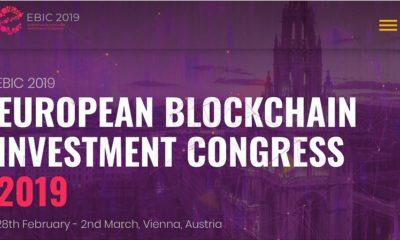European Blockchain Investment Congress 2019