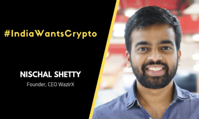 "One Man, 100 days, and the Story behind ""India Wants Crypto"""