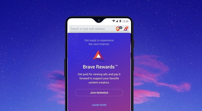 Brave Rewards now live in latest Android Version, 100,000 BAT Grants for users