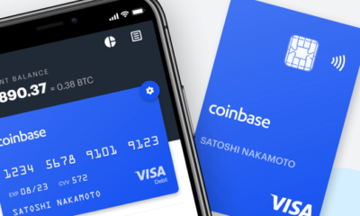 Coinbase Launches Crypto Visa Debit Card to Spend Crypto Anywhere