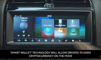 Jaguar Partners IOTA to Reward Drivers with Crypto