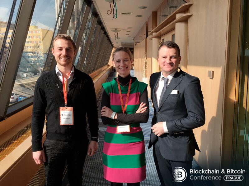 Legal aspects of blockchain