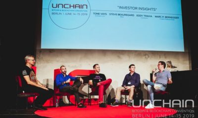 UNCHAIN Convention in Berlin