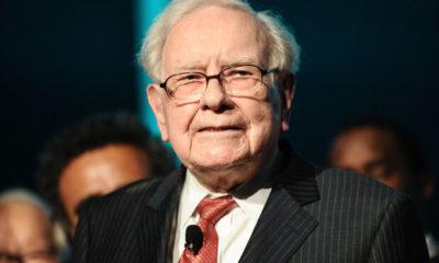 Justin Sun pays $4.57 million to lunch with Warren Buffett