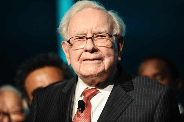 Justin Sun pays $4.57 million to lunch with Warren Buffett