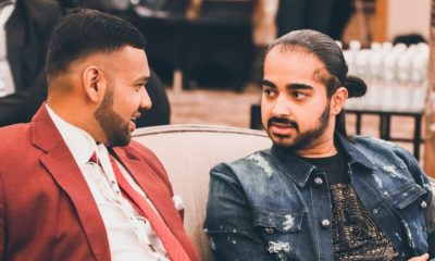 Aadil Singh, Founder of Blockchain Eventon with Evan Singh Luthra, Founder EL Group