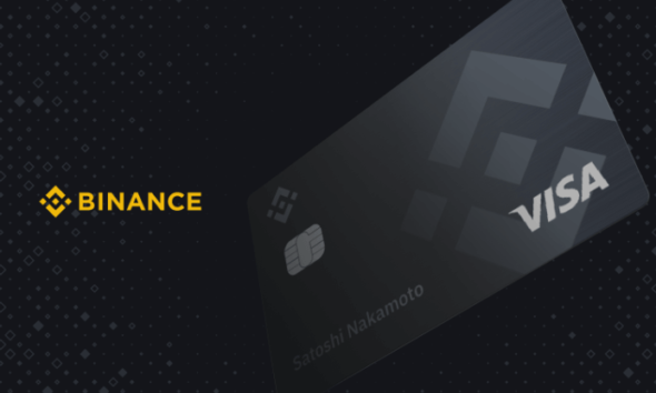 Binance Introduces Visa Crypto Debit Card so you can Shop and Pay anywhere in the World