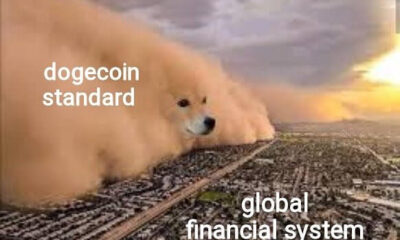 "Elon Musk on Dogecoin, ""It's inevitable"""