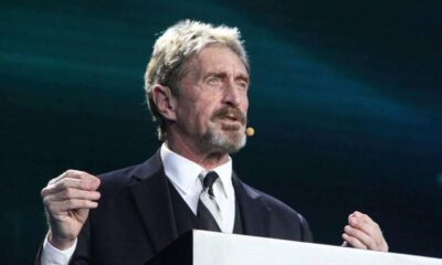 Case filed against McAfee by SEC over ICO promotion