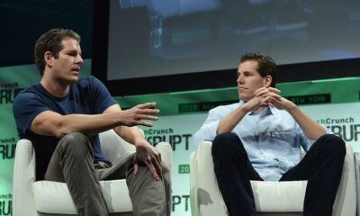 Gemini exchange founder Winklevoss brothers