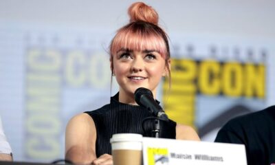 Tweet by Game of Thrones actress 'Maisie Williams' about Bitcoin is trending