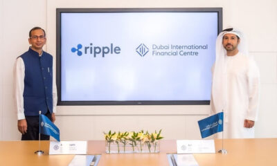 Ripple Plumps for Dubai International Financial Centre as its Regional Headquarters
