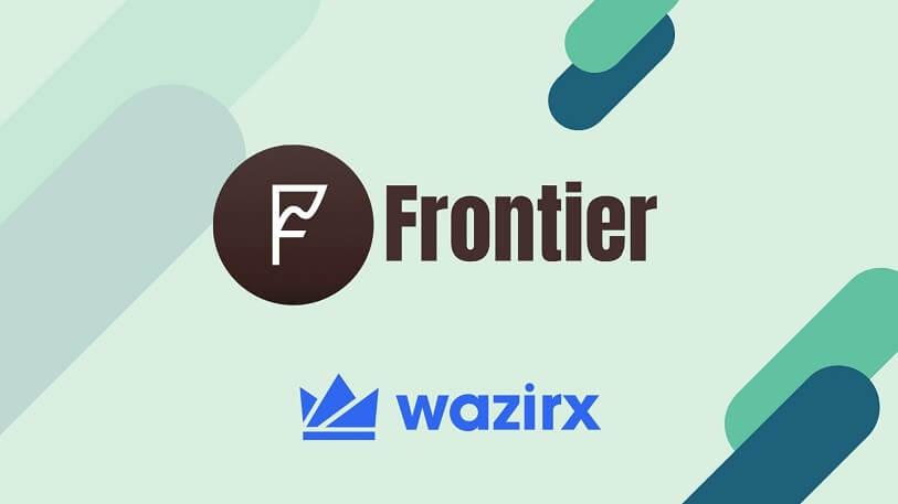 WazirX Lists Frontier