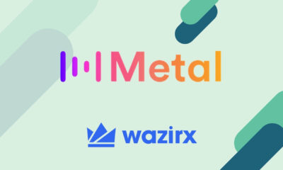 WazirX and Metal Partners for $12,880 Worth MTL Giveaway
