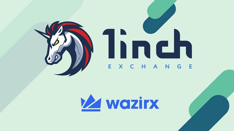 WazirX Lists 1INCH and Partners for a Grand Giveaway