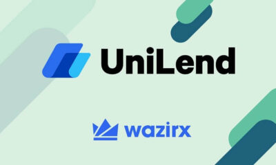 WazirX Lists UniLend (UFT), A Permission-less DeFi Protocol
