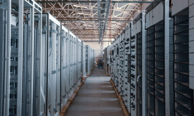 Core Scientific a Bitcoin mining company values at $4.3 billion and is listing on Nasdaq