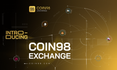 Coin98 launches its Exchange which is an all-in-one Multichain DeFi Platform
