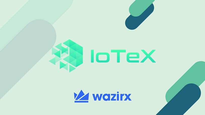 WazirX and IoTeX Partners for a Grand Giveaway of $25,000 worth of IOTX
